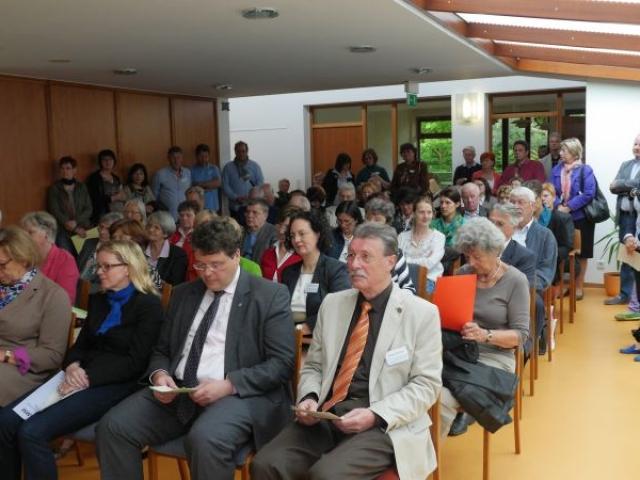 Eröffnungsfeier am 16. Mai 2013