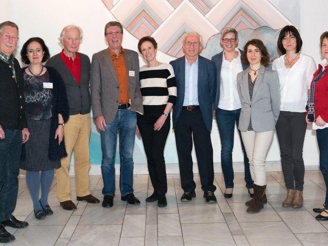 Das AGLM-Team 2016