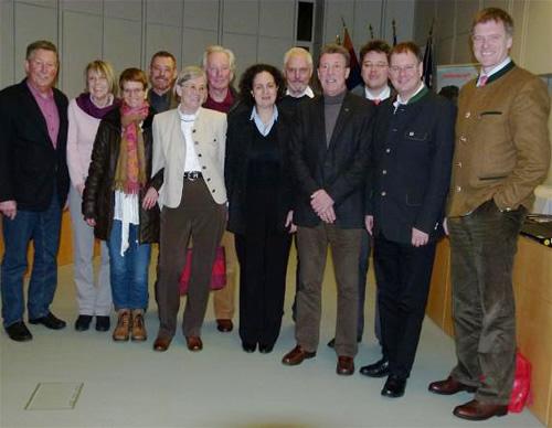 Jahreshauptversammlung mit Vorstandswahlen 2012