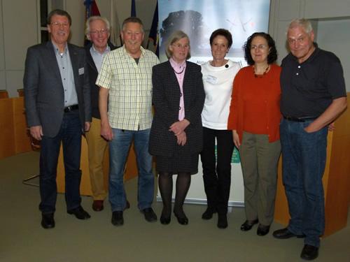 Jahreshauptversammlung mit Vorstandswahlen 2014